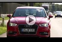 "Präsentation des neuen Audi A3 - Eventreihe ""Heartbeat"" startet in Berlin"