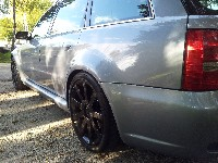 Audi RS4 @ See 2.0