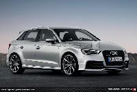 RS3 Sportback Rendering