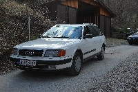 Projekt Audi 100 C4