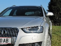 Probefahrt Audi A4 Allroad 2,0 TDI S-Tronic