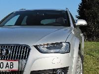 BERICHT: Probefahrt Audi A4 Allroad 2,0 TDI S-Tronic