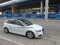 Audi A3 komplett Plasti Dippen