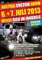 Austria Custom Show 6.-7. Juli 2013