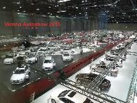 Vienna Autoshow 2013 Fotos - Teil 1 - S3 8V, RS5 Cabrio, SQ5 TDI, A3 8V Sportback