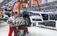 Audi Hungaria wird 20