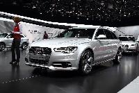 Audi setzt starkes Wachstum in Nordamerika im Februar fort