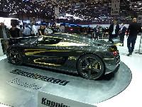 Genfer Autosalon .... alles bling bling ;-)