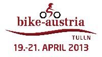 Messe bike-austria 2013 in Tulln/Donau (NÖ) -- Fazit und erste Fotos!