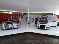 Audi Stand in Reifnitz am Wörthersee 2013
