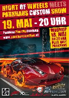 Highlights der Night of the Wheels 2013 am Sonntag!