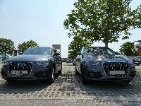 Vergleichstest Audi Q3 Diesel vs. Beziner