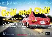 Grill Chill am Ausee 07.09.2013