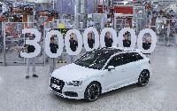 Drei Millionen Audi A3 - Bestseller aus Ingolstadt