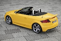 500.000 Mal Audi TT - Sondermodell TTS