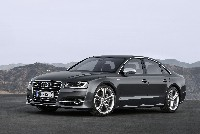 Souveränität neu definiert - der Audi A8