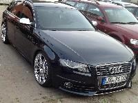 Vorstellung des Audi S4 Avants