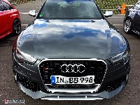 Audi RS4 8K, RS6 C7 und R8 Driving Experience am Red Bull Ring Teil 1