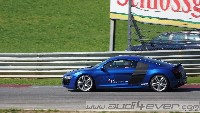 Audi RS4 8K, RS6 C7 und R8 Driving Experience am Red Bull Ring - Teil 2