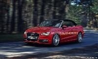 Weltpremiere des neuen Audi A3 Cabriolet - LIVE auf a4e