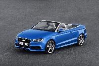Sportlich, elegant und kompakt - das neue Audi A3 Cabriolet