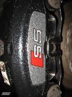 Bremsenupgrade - S5 Bremsanlage verbaut