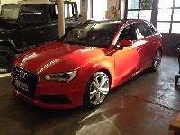 Audi A? - der Dezember macht ...