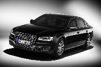 Der neue Audi A8 L Security