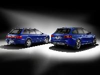 Hommage an einen modernen Klassiker - der Audi RS 4 Avant Nogaro selection