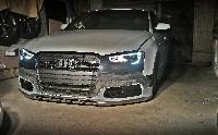 Eigenbau Frontstoßstange Audi A5 FL mit A6 Allroad ´13