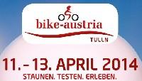 Messe bike-austria 2014 in Tulln/Donau (NÖ)