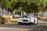 BENTLEY'S PRESENCE AT 2014 GOODWOOD FESTIVAL OF SPEED