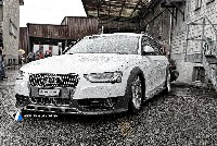 A4 Allroad on Air