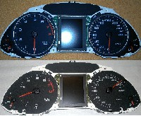 Audi A4/B8 ACC Adaptive Cruise Control / Active Radar / Basic Instrument Cluster conversion to full ACC unit / IC conversion