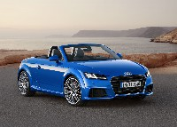 der neue Audi TT Roadster und der Audi TTS Roadster