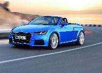 Österreich-Informationen zum neuen Audi TT Coupe und TTS Coupe