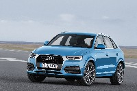 Ein Erfolgstyp wird noch besser - der neue Audi Q3