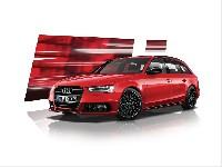 Der Audi A4 Sport quattro mit S line competition plus