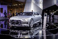 Audi prologue auf der Design Miami