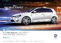 Golf GTE - erster Plug-In-Hybrid von Volkswagen feiert Markteinführung
