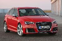 Power im kompakten Format - der neue Audi RS 3 8V Sportback