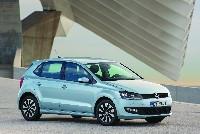 Erster Polo BlueMotion von Volkswagen mit TSI-Technologie