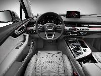 Die Fahrerassistenzsysteme im neuen Audi Q7
