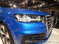 Vienna Autoshow 2015 mit Audi Q7 Europapremiere