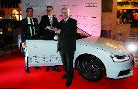 Porsche Austria ist mit Audi neuer Partner der Special Olympics World Winter Games 2017
