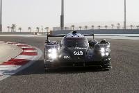 FIA Langstrecken-Weltmeisterschaft WEC, LMP1-Testfahrten in Sakhir (Bahrain)