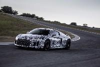 Erster Ausblick auf den neuen Audi R8