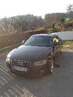 Vorstellung Audi A5 Bj.2008 190PS