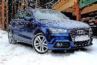 Vorstellung Audi A1 Scubablau