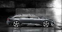 das Showcar Audi prologue Avant